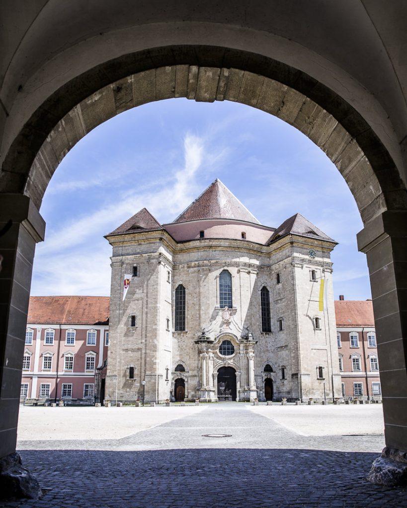 L'abbaye de Wiblingen - Ulm, Allemagne