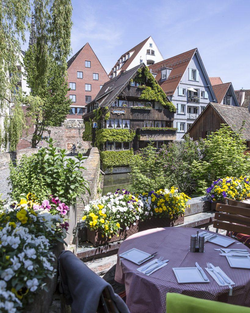 Zur Forelle, restaurant Ulm Allemagne