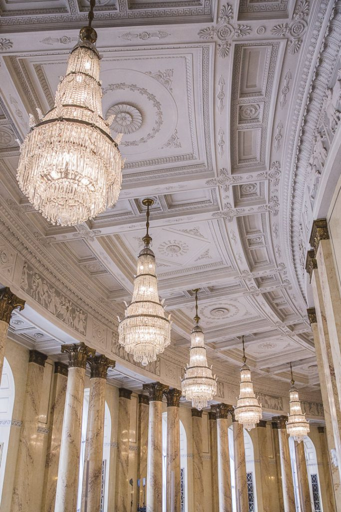 Galerie de l'opéra de Stuttgart