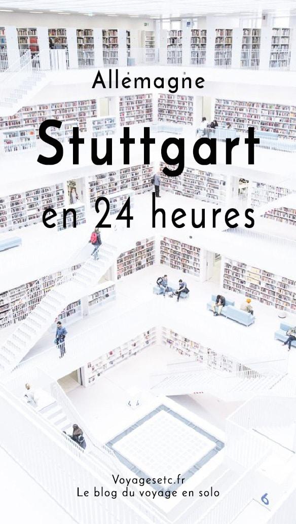 24 heures à Stuttgart : des voitures et de l\'architecture
