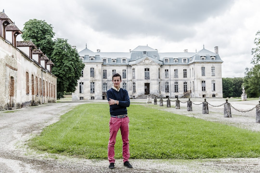Chateau de Vaux - Séjour en Champagne