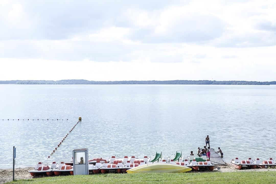 le lac d'orient