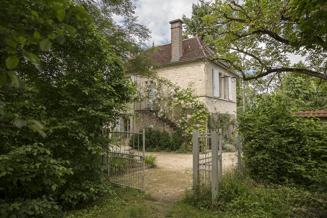 L'atelier de Pierre-Auguste Renoir à Essoyes
