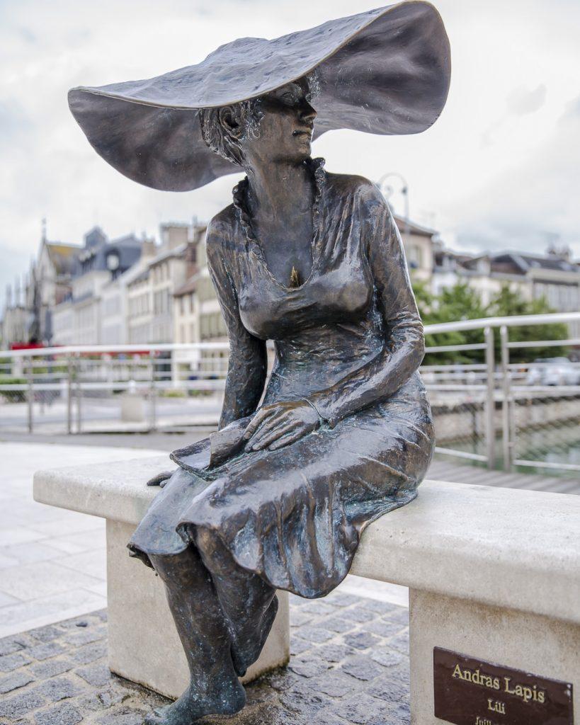 Statue Lapis Troyes