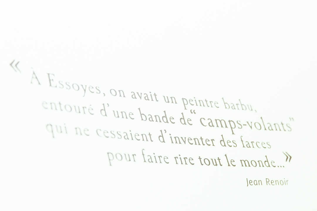 Citation de Jean Renoir