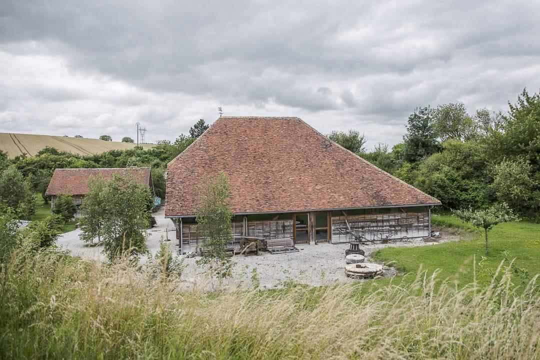 Grange du moulin de Dosches