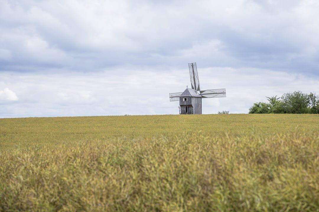 Moulin à vent champenois Dosches