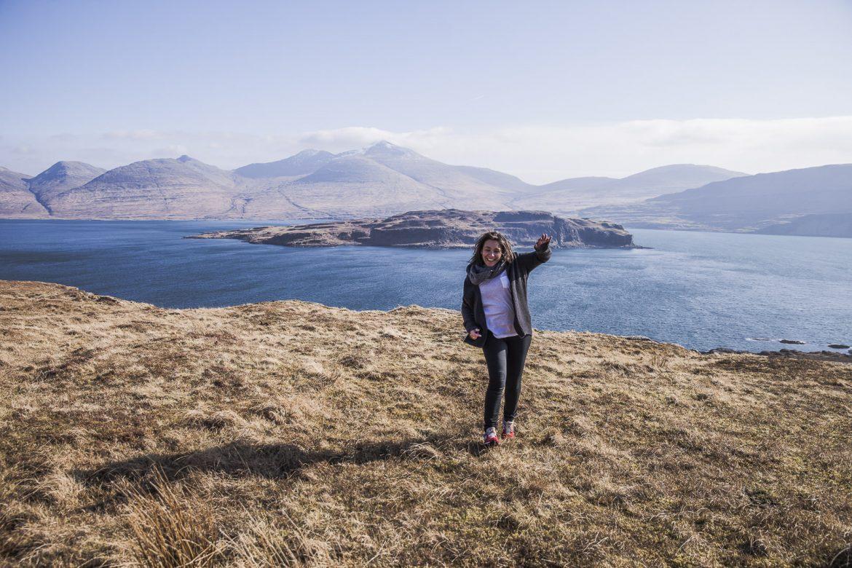 Retour dans les Highlands en Ecosse