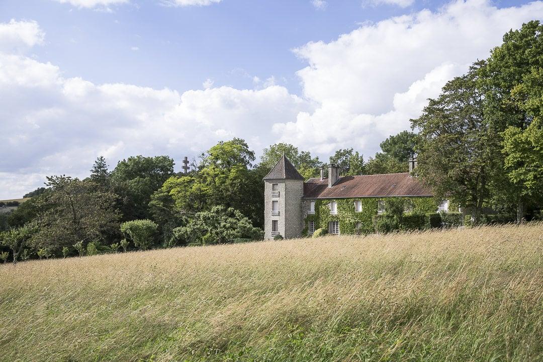 La Boisserie, la maison de Charles de Gaulle à Colombey les deux eglises