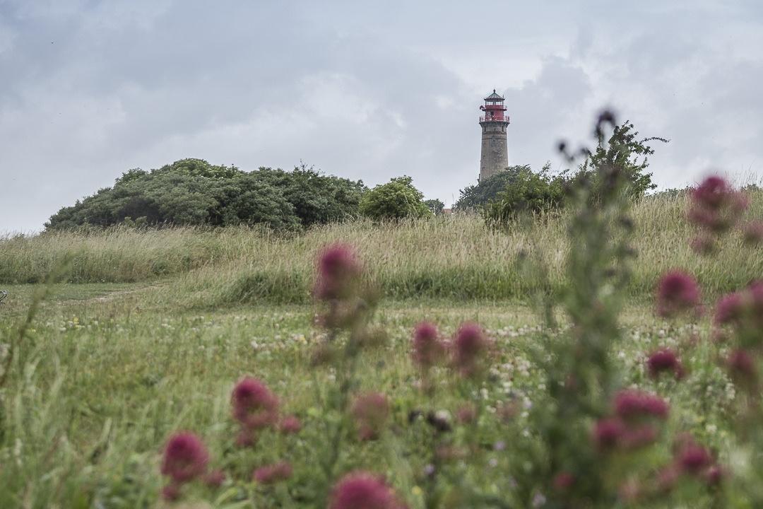 Le phare du cap Arkona, Ruegen - Allemagne