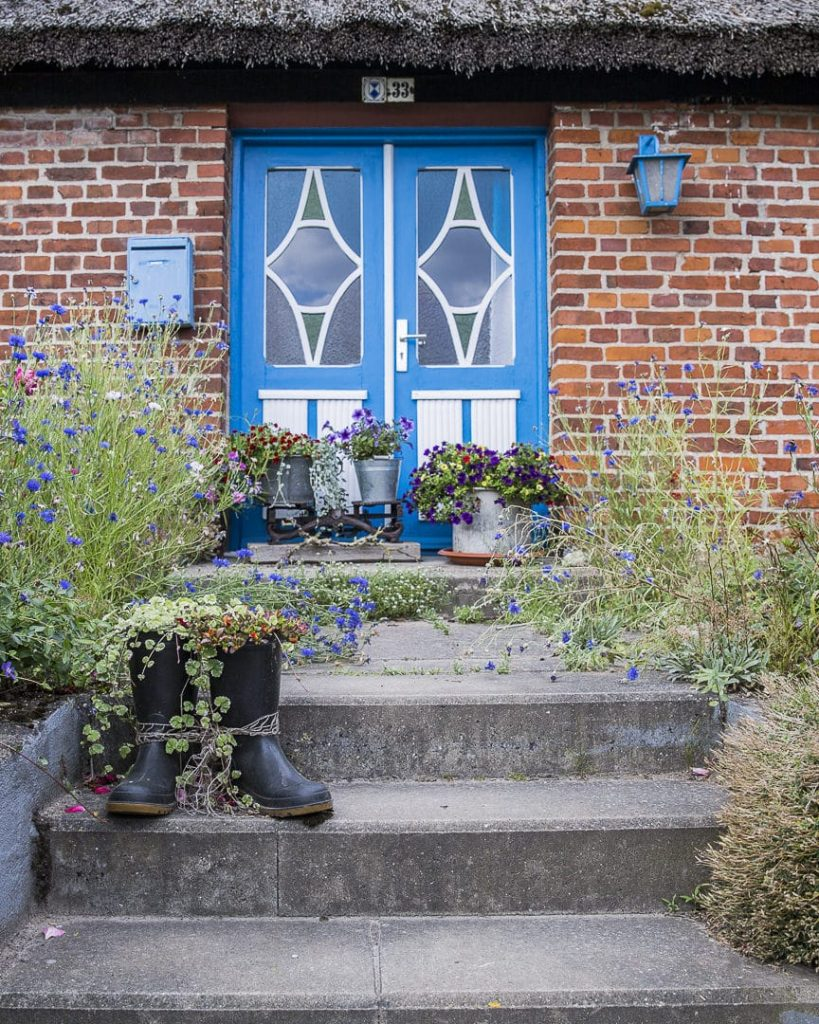 ruegen-mer-baltique-allemagne-portes-et-fleurs-monchgut
