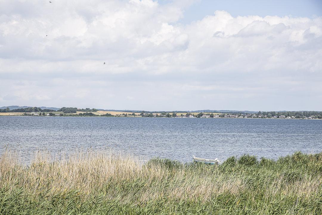 sauvage péninsule de Mönchgut - Rügen, Allemagne