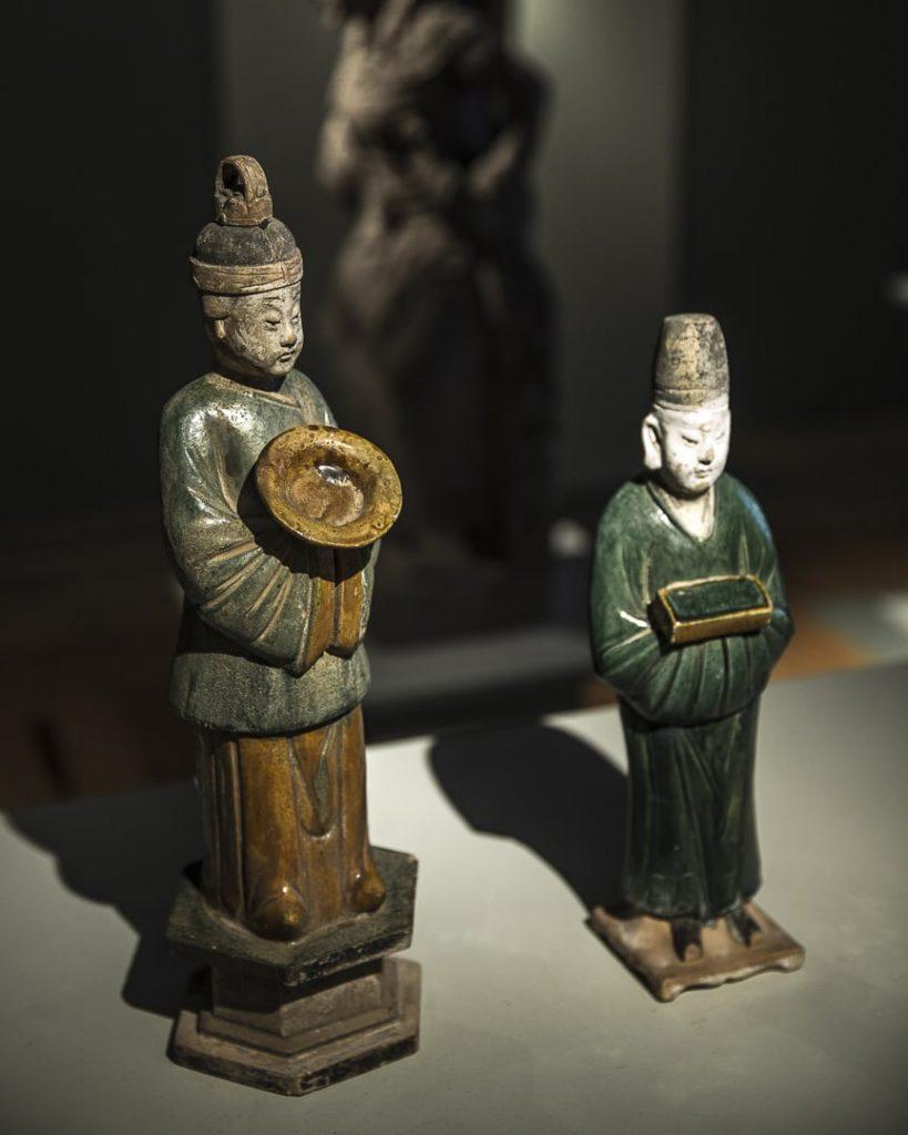 Week-end dans la Loire : Musée des civilisations de Saint Rambert - Loire, France