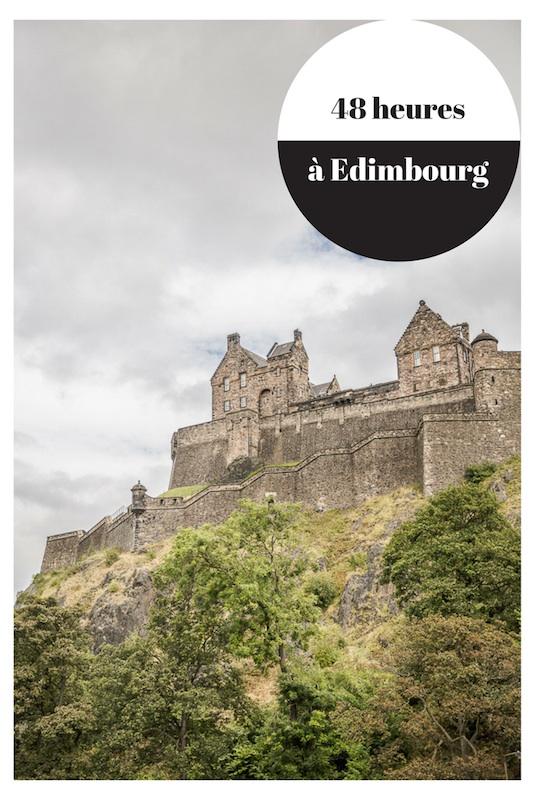48 heures à Edimbourg : que voir ? Que faire ? Où manger ?