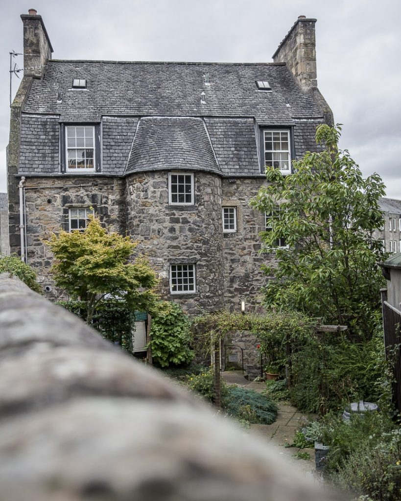 Belle maison Stockbridge - Edimbourg Ecosse