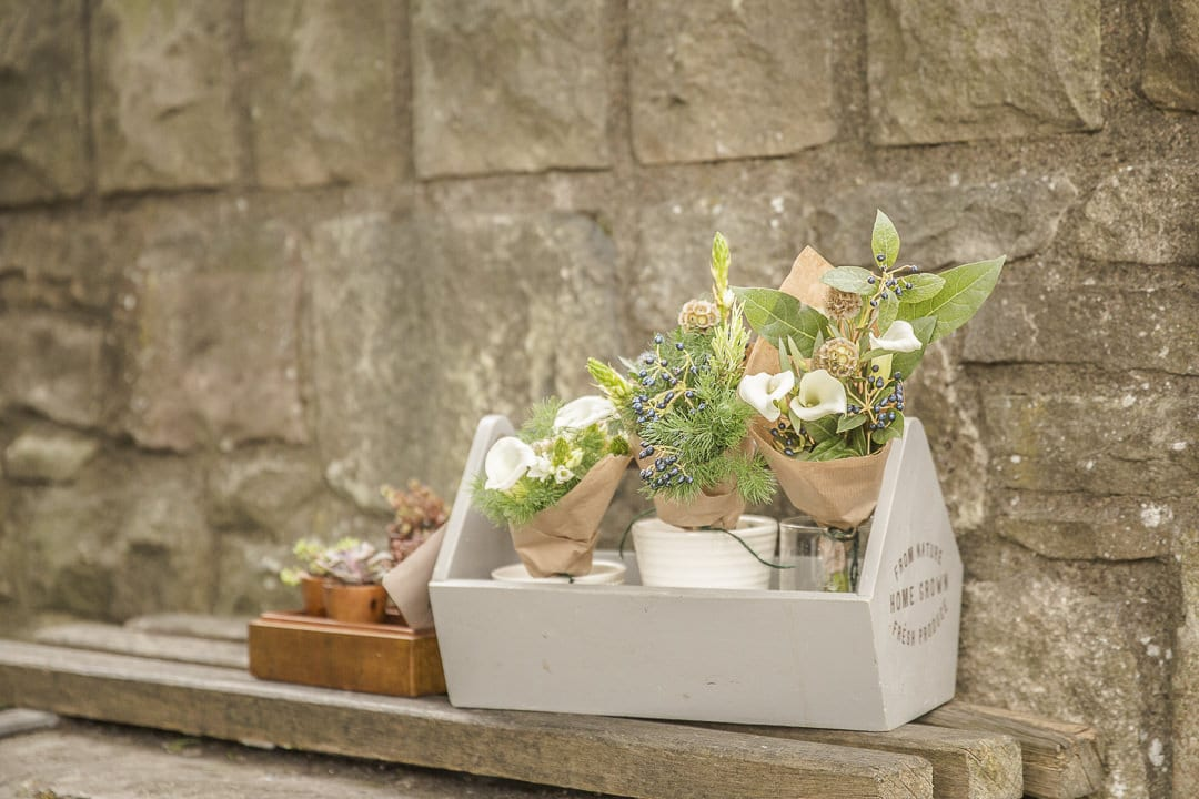 Fleuriste à Stockbridge - Edimbourg, ecosse