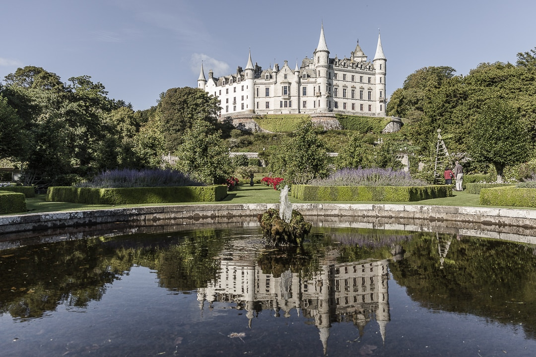 Chateau de Dunrobin - Ecosse