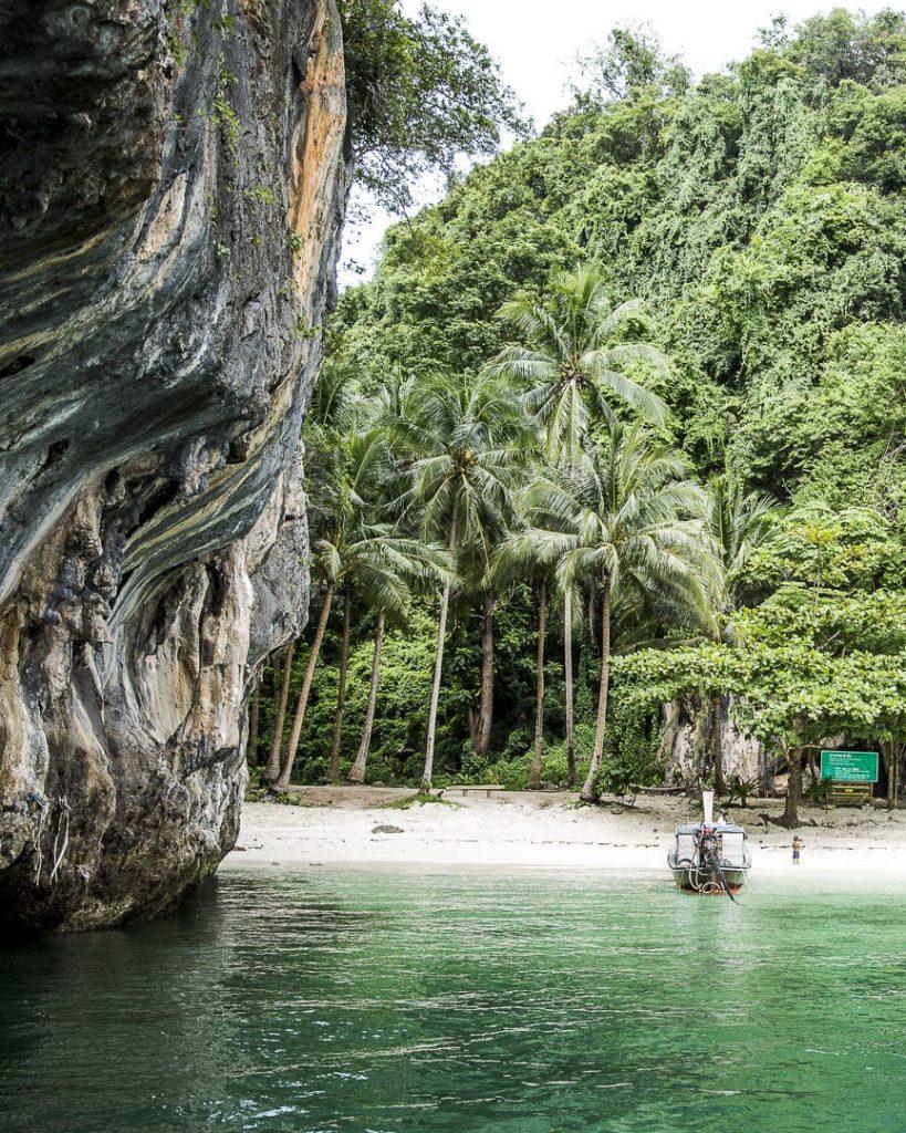 L'ile de Koh Lao La Ding