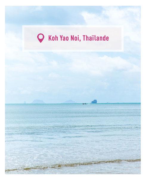 Koh Koa Noi, de la simplicité et de l'authenticité d'une île en Thaïlande - Baie de Phang Nga