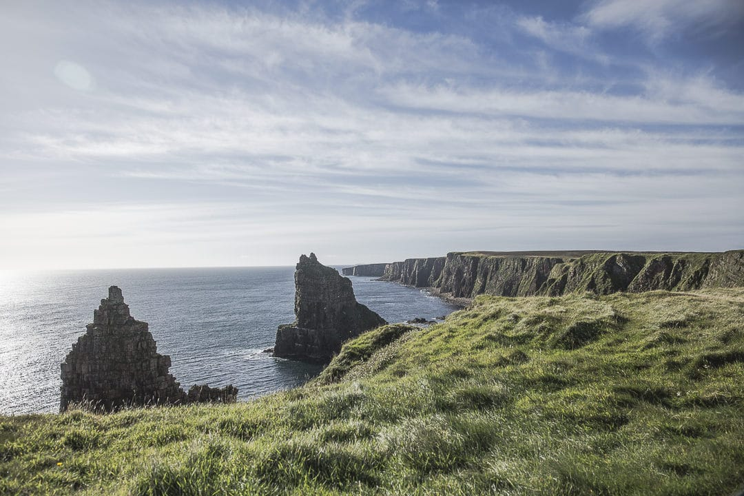Duncansby head - North coast 500 Ecosse