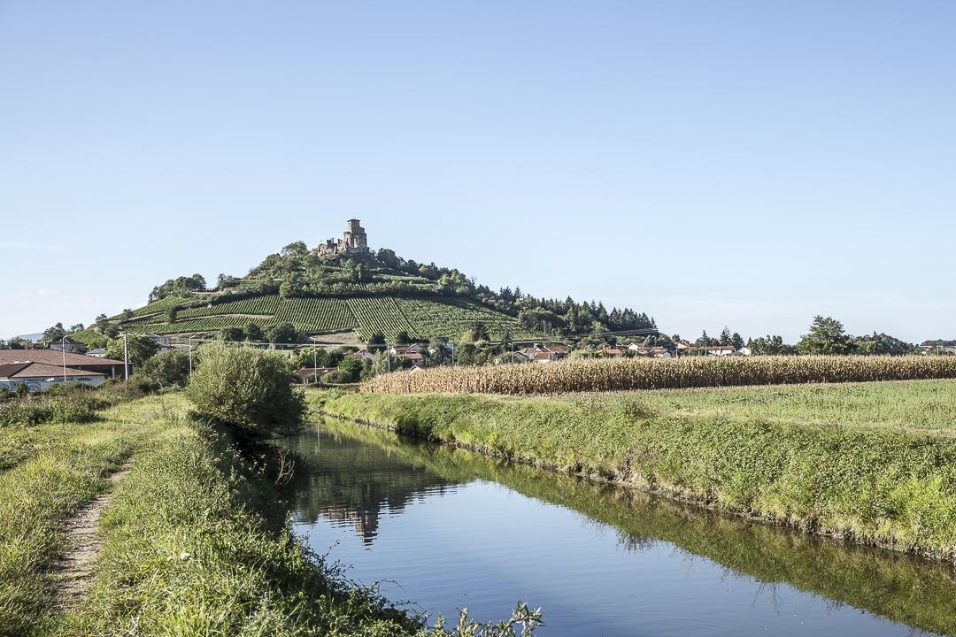 Prieuré de Saint Romain le Puy - Loire, France