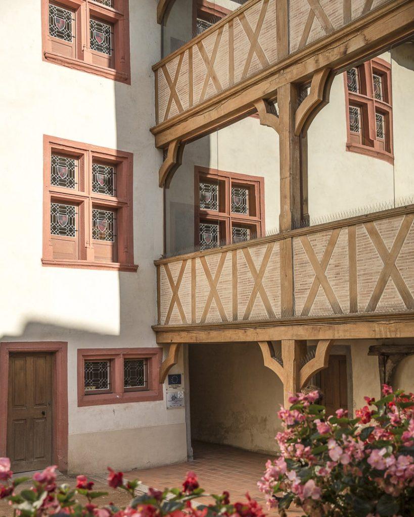 Week-end dans la Loire : l'Armorial Saint Marcellin en Forez - Loire, France