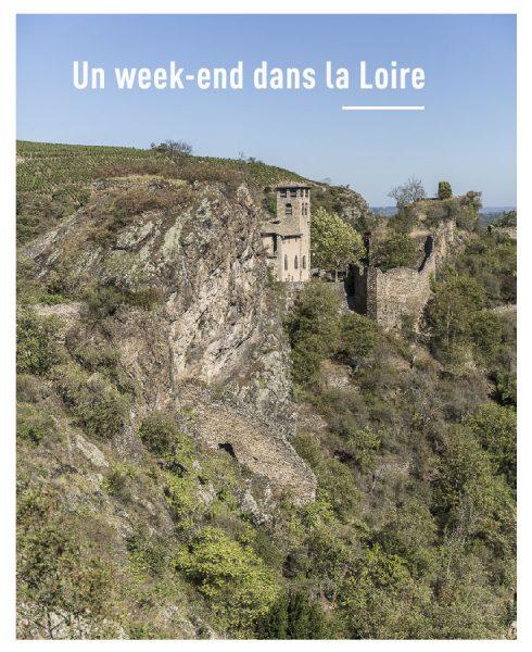 Un week-end dans la Loire, carnet de voyage de 3 jours entre le Forez et le Pilat - France