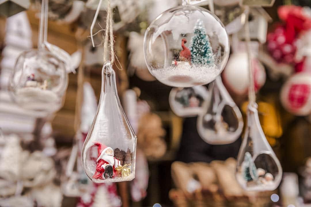 Décorations de Noël à Saint Marin