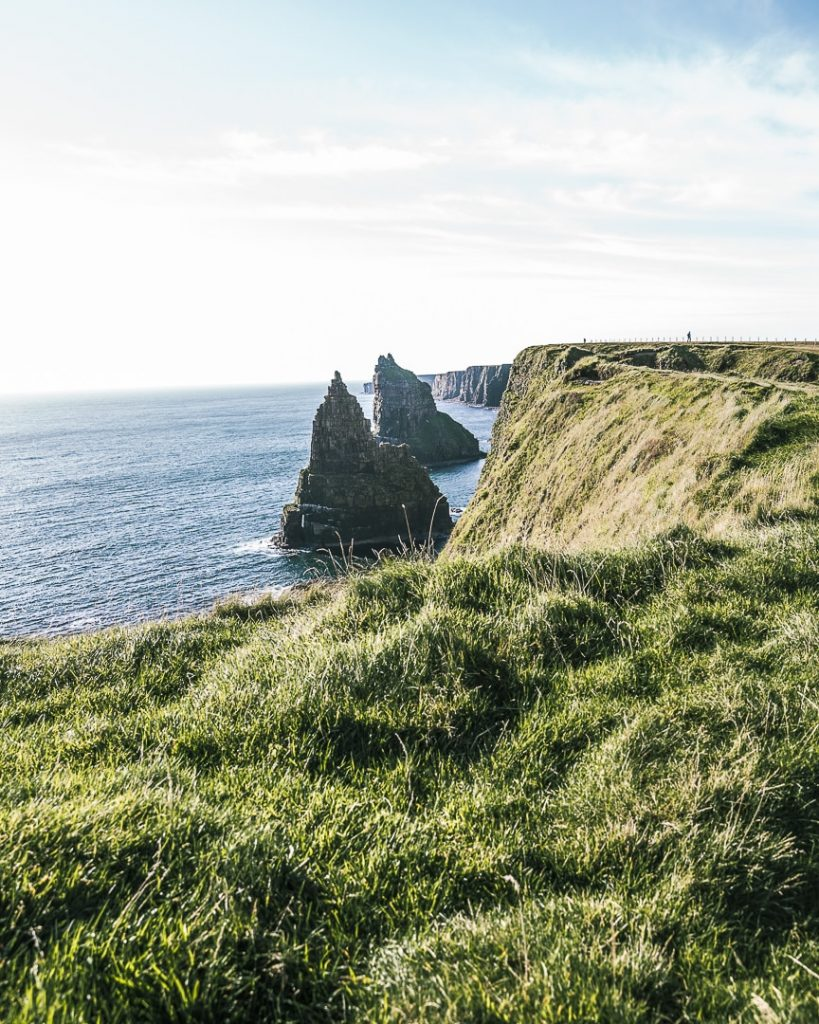 Duncansby stacks - North Coast 500 - Ecosse