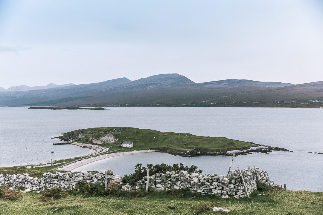 Vue sur le Loch Eriboll - North coast 500 - Ecosse