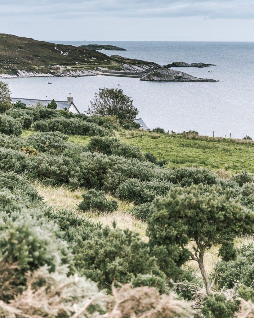 Vue sur la baie de Talmine & Talmine - North coast 500 - Ecosse