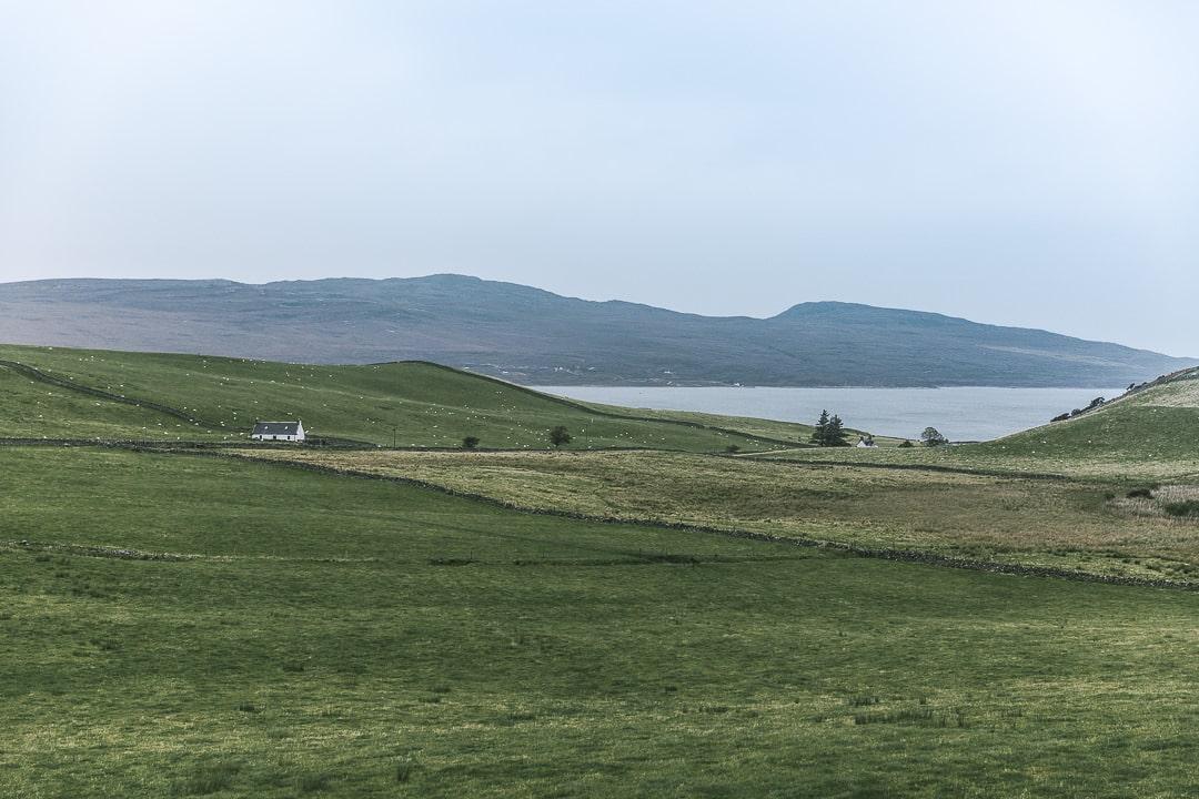 Maison sur le Loch - North Coast 500 - Ecosse