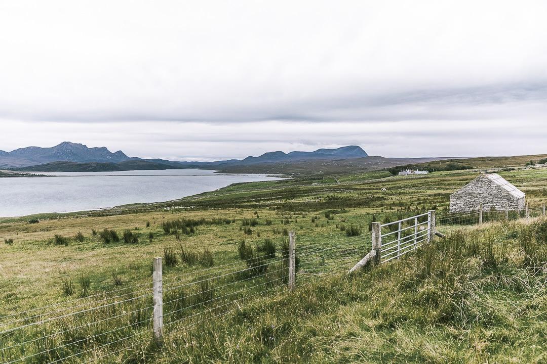 Ferme de la baie de Talmine & Talmine - North Coast 500 Ecosse