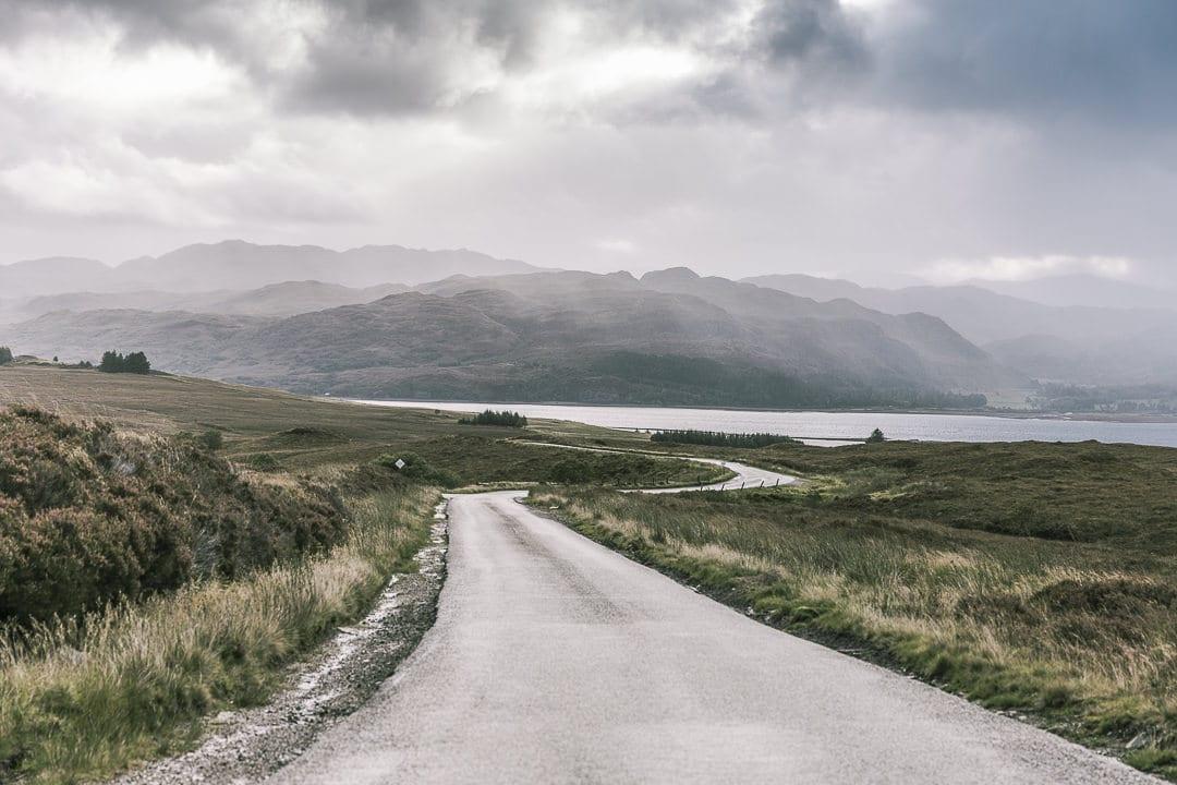 De Lochcarron à Inverness - North Coast 500 - Ecosse