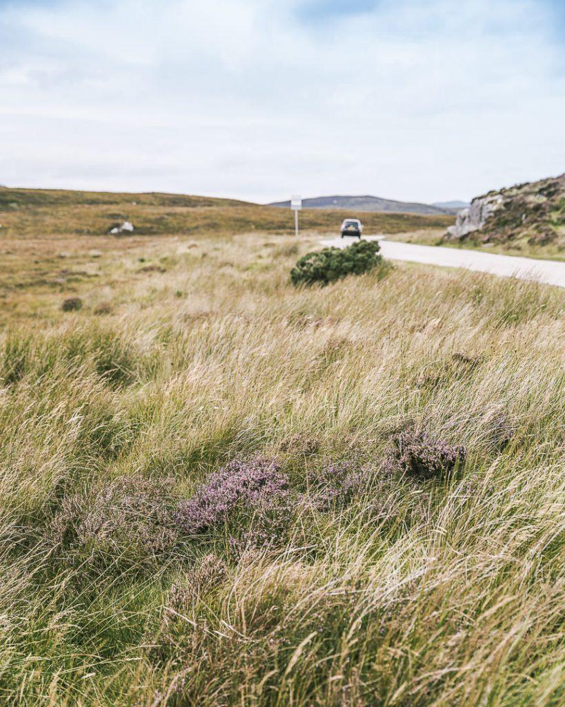 Road trip en solo sur la North coast 500 en Ecosse