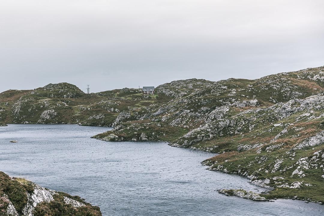 Loch écossais - North coast 500 - Ecosse