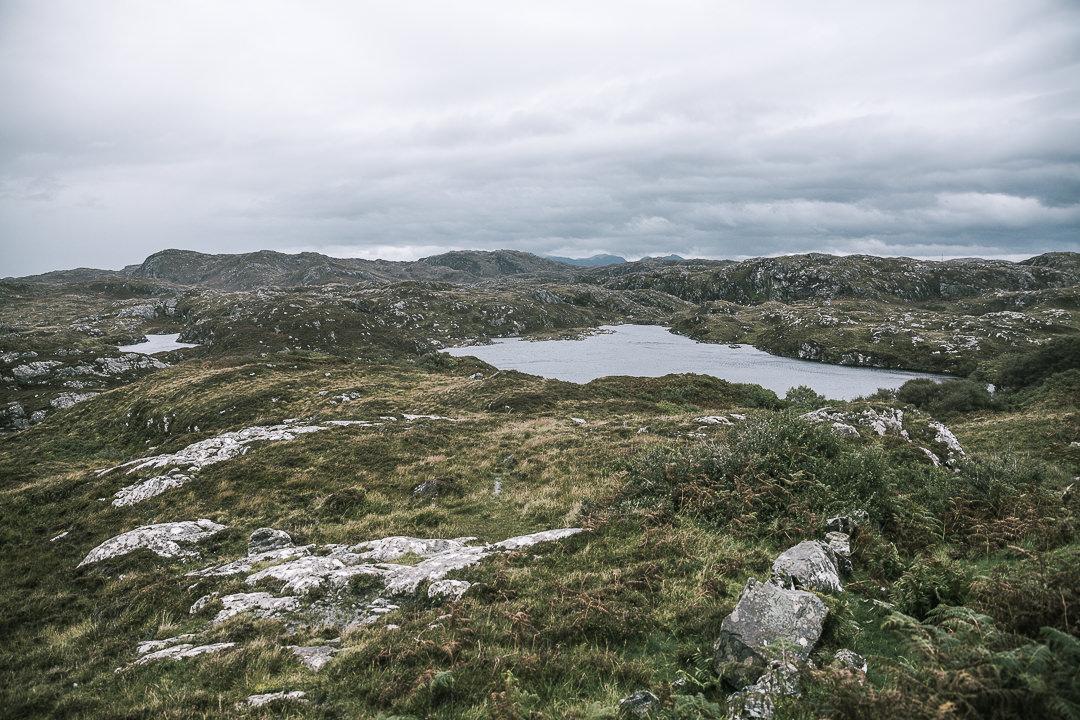 Magnifique Loch écossais - North coast 500 - Ecosse