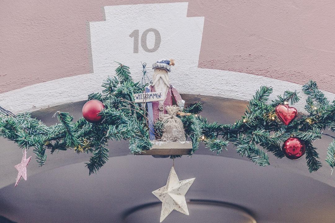 Noël en Bavière - Füssen, Allemagne