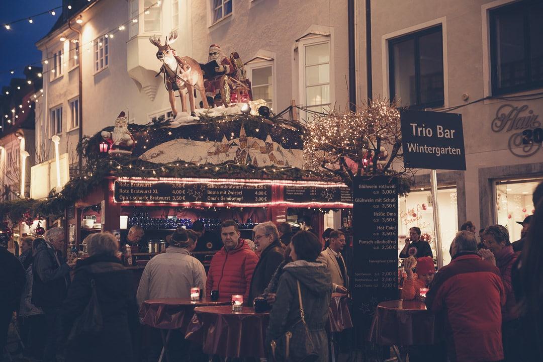 Jardin d'hiver, le rendez-vous entre amis sur les marchés de Noël
