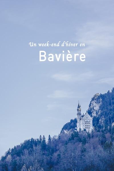Que faire en hiver en Bavière ? Pourquoi ne pas aller visiter le célèbre chateau de Neuschwanstein qui a inspiré Walt Disney pour la Belle au bois dormant ? Pourquoi ne pas aussi déguster les bières artisanales de la plus vieille brasserie familiale au monde (sans oublier les marchés de Noël)