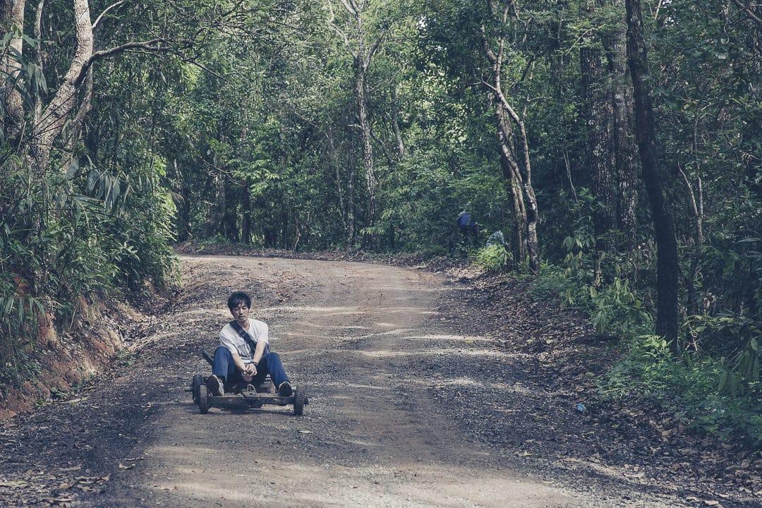 Formule 1 Hmong qu'il est possible de tester à Mon Cham vers Chiang Mai, Nord de la Thailande