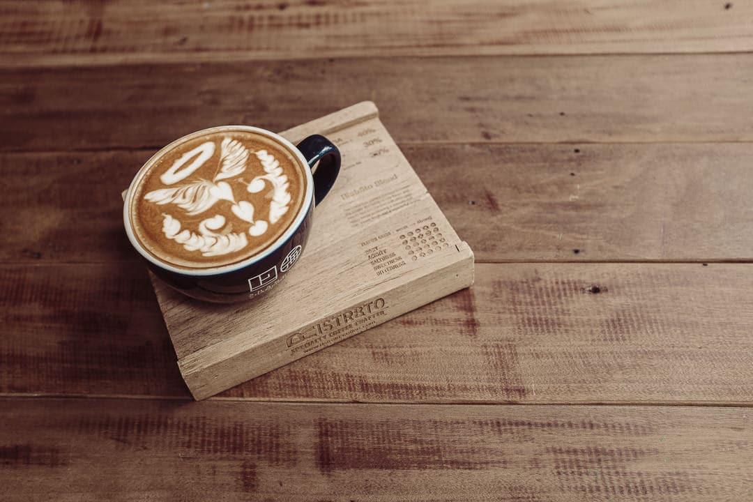 Ristr8to, une bonne adresse pour déguster un café sur Nimmanhemin road à chiang mai