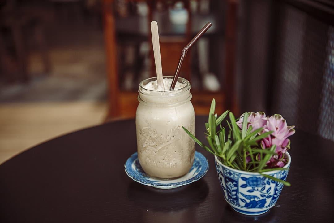 Café de l'hotel ping silhouette Chiang Mai
