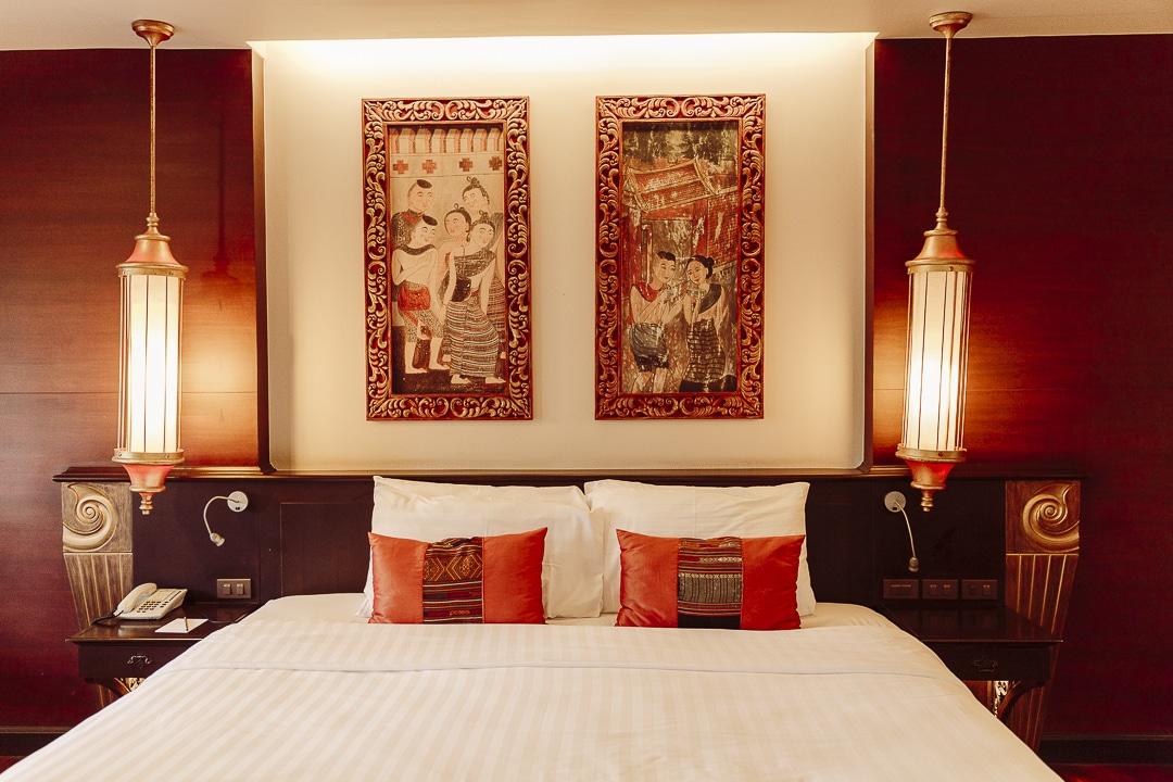 chambre Siripanna villa resort and spa