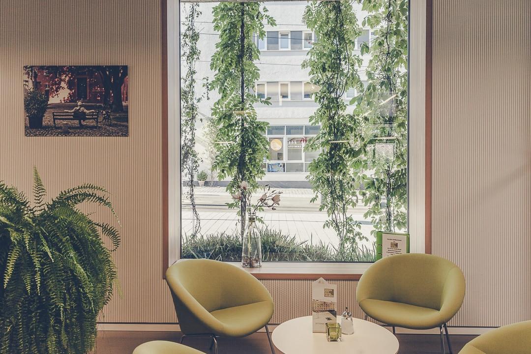 Green city hotel Fribourg, Allemagne - Hotel écologique et design