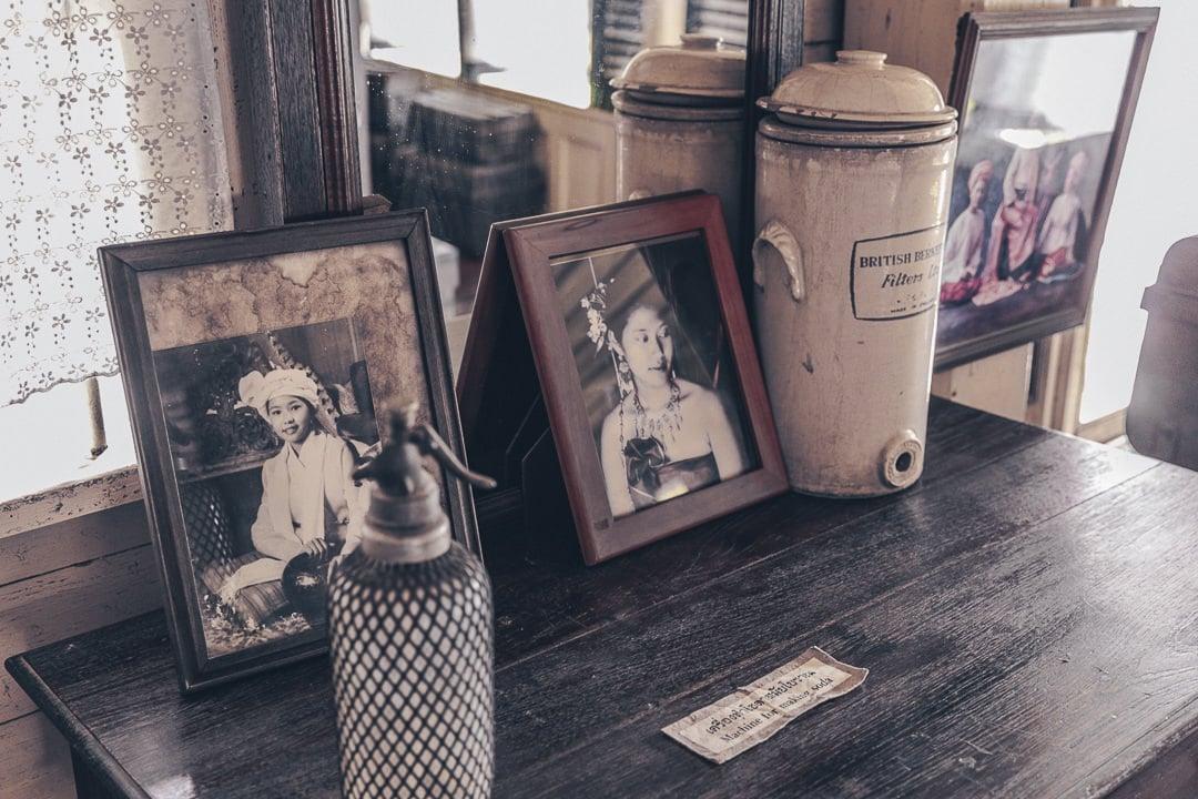 Photos de famille Ban Sao Nak