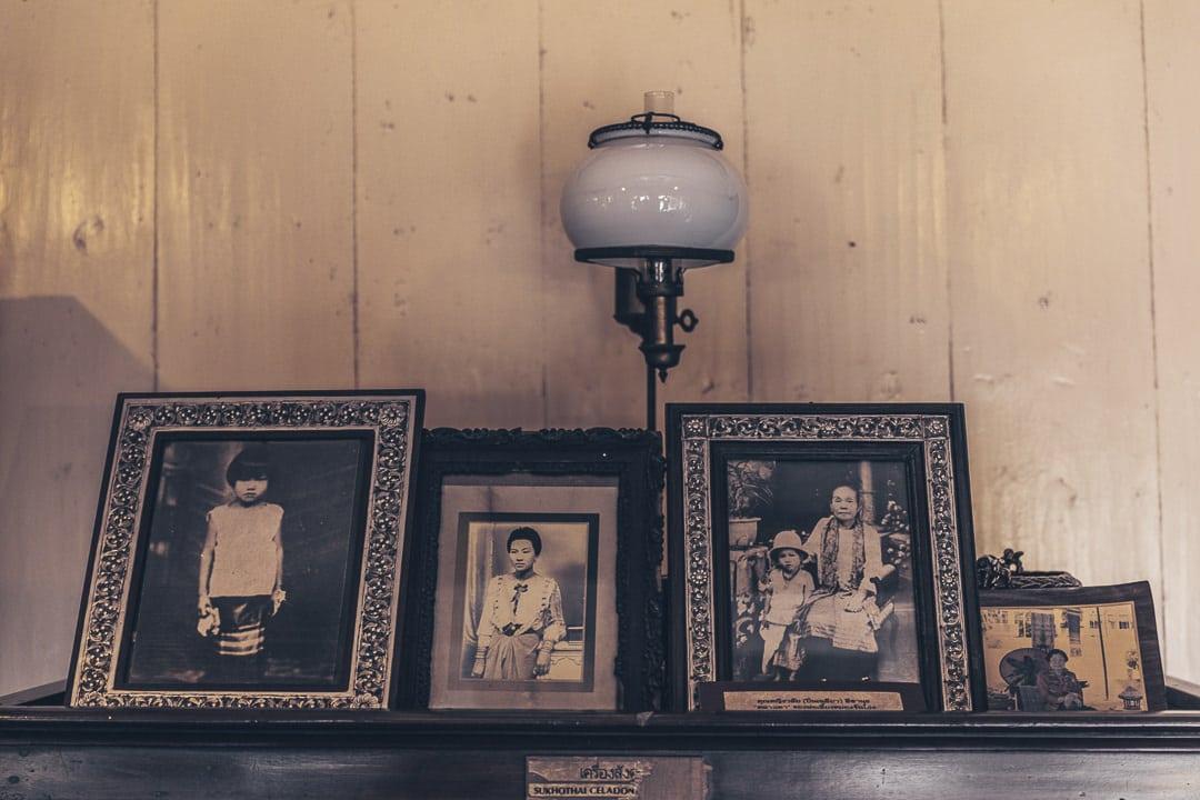 Photos de famille Ban Sao Nak - Lampang, Thaïlande