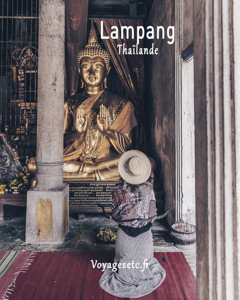 Visiter Lampang en Thaïlande