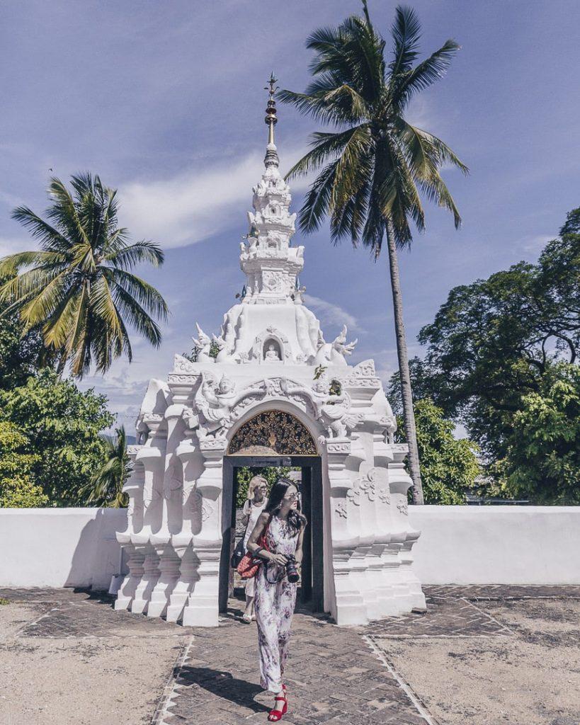 Wat Pongsanuk, lampang - Thaïlande
