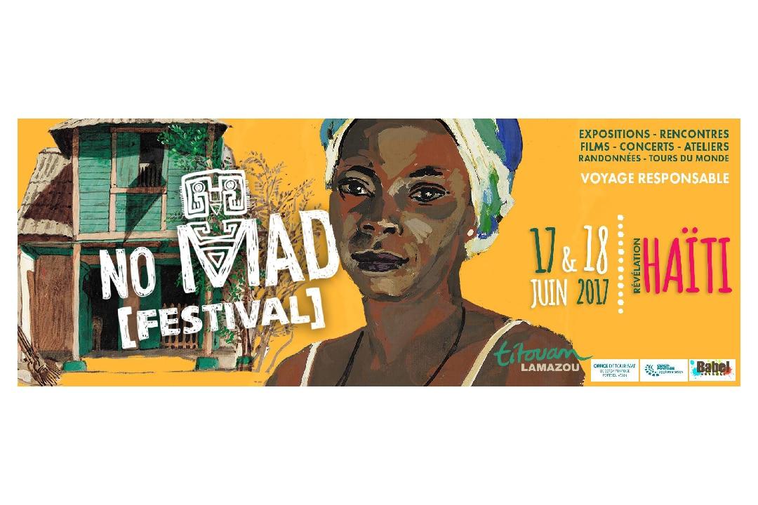 No mad festival 2017 avec Haïti à l'honneur